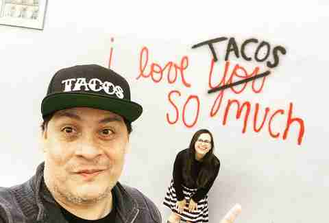 Armando Rayo, Taco Journalist with Tacos of Texas and TacoJournalism