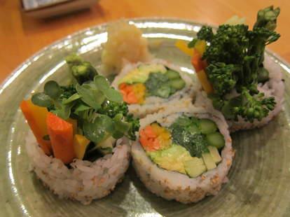 cha-ya sushi