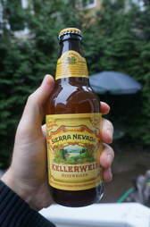 Sierra Nevada Kellerweiss