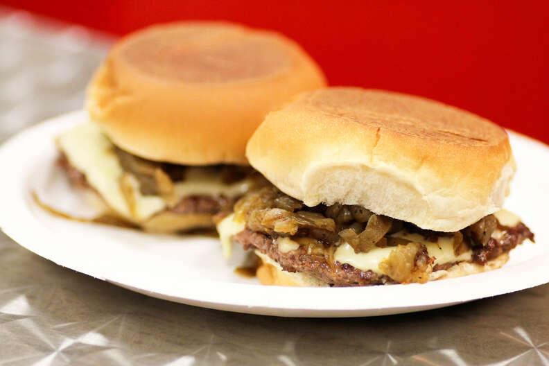 White Hut Burgers