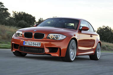 The 1 Series M Coupe