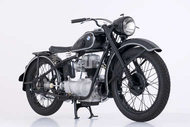 BMW's R24 was its first bike after WWII