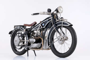 The BMW R23 Motorcycle