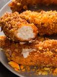 Cheetos Chicken Fingers -- Thrillist Recipes