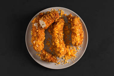 Cheetos Chicken Fingers -- Thrillist Recipes