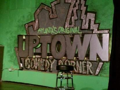 atlanta uptown comedy corner georgia improv