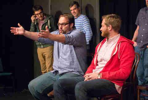 Upright Citizens Brigade in Chelsea, New York City