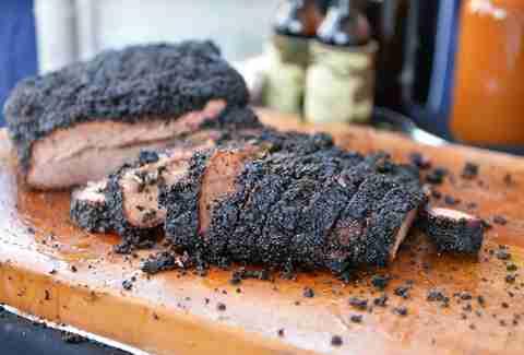 beef brisket, bbq