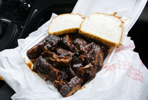 Chicago's 12 Best Barbecue restaurants Uncle J's
