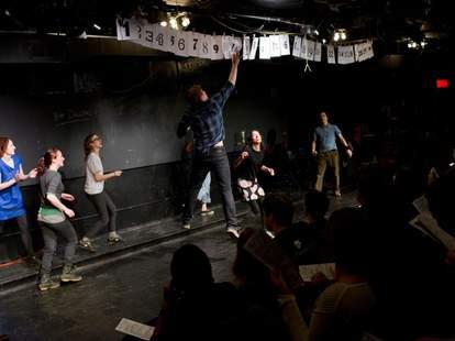 The Neo-Futurists comedy theatre chicago