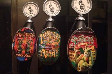 mystery romp beer