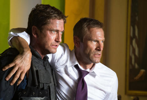 Olympus Has Fallen, London Has Fallen, Aaron Eckhart, Action Movie President