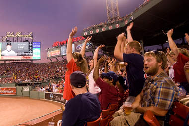 Fenway Park Red Sox in Boston