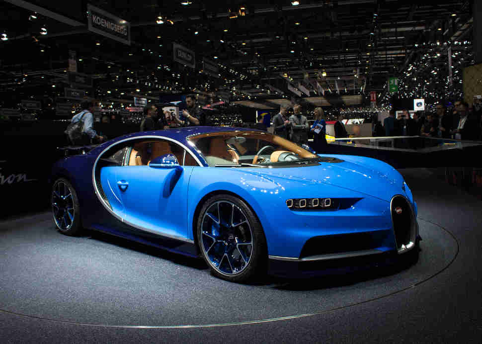 Best Cars at the 2016 Geneva Motor Show - Thrillist
