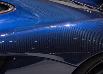 McLaren P1 Carbon Fiber Geneva Auto Show 2016
