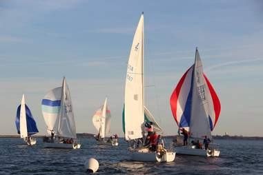 Boston Sailing Center