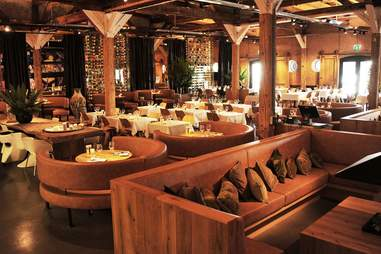 harbour club bar in amsterdam
