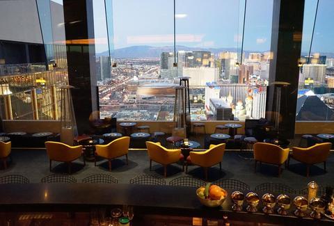 Skyfall Lounge A Las Vegas Nv Bar