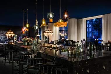 bar at bluespoon
