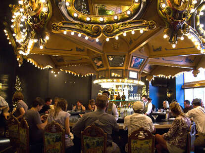 The Carousel Bar, Hotel Monteleone, New Orleans
