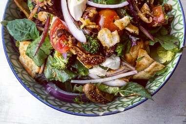 Montreal Mandy's Salad Bar bowl