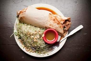 Burritoville burrito
