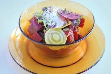 Café Parvis beet salad
