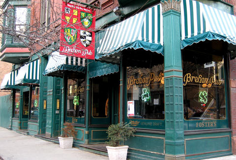 Brecon Pub, chicago irish bars