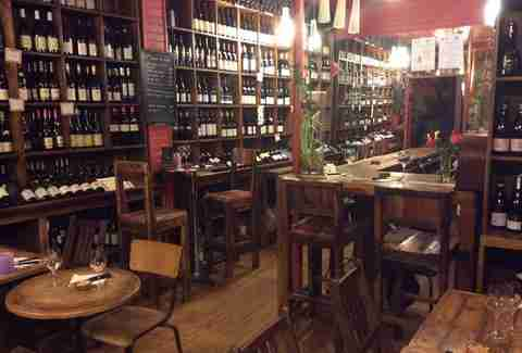 Le 11eme Domaine Best wine bar paris