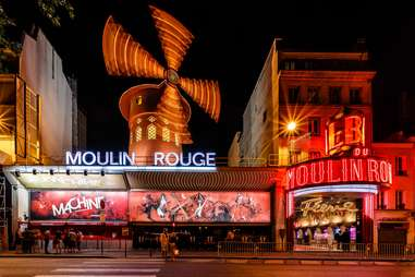 Pigalle Red Light District