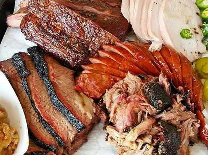 Corkscrew BBQ houston texas meat