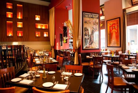 Thalia Restaurant in Hell's Kitchen, New York City