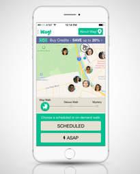 Wag! screenshot iphone