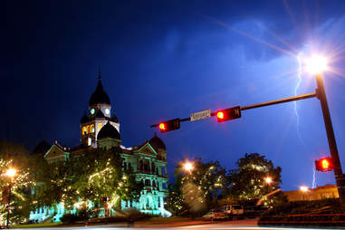 Denton,. Texas