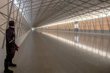 Inside Nokian Tires' Ice Hall