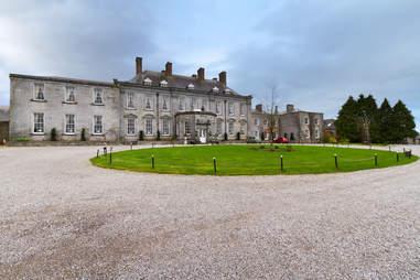 Castle Durrow in Ireland