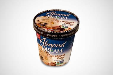 Almond Dream non-dairy ice cream