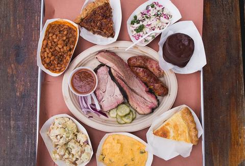 Micklethwait craft meats lunch dishes