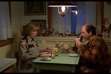 Fargo, Marge Gunderson, Norm, Breakfast, John Carroll Lynch, Frances McDormand