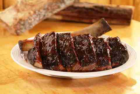 Daisy May's Barbecue Hell's Kitchen Rack of Ribs