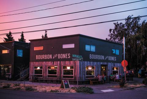 Bourbon & Bones bbq seattle wa