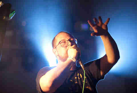 Dan Deacon at SXSW