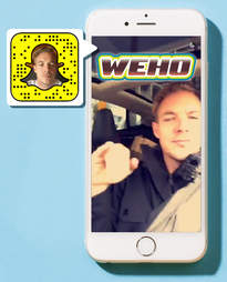 Diplo on Snapchat