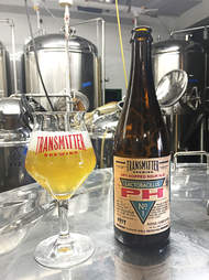 Transmitter Brewing Co., PH1 Sour
