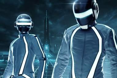 Tron: Legacy, Daft Punk, Soundtrack