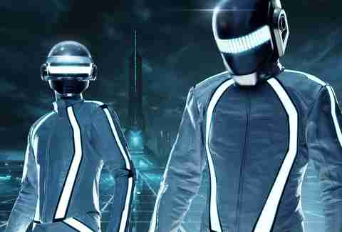Tron: Legacy, Daft Punk, Soundtrack
