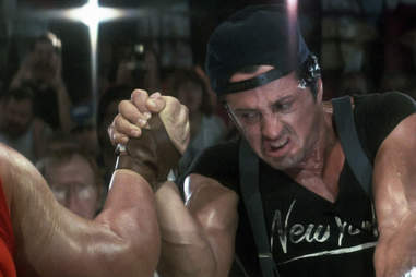 Over The Top, Sylvester Stallone, Arm Wrestling, Soundtrack