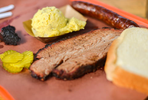 La Barbecue in Austin, Texas