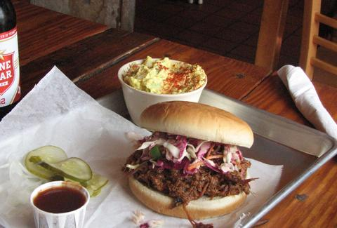 Ruby's BBQ and Catering in Austin, Texas