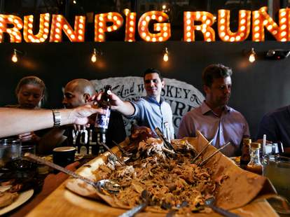 Event at Swine Southern Table in Coral Gables